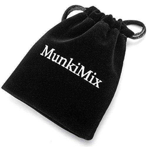 photo Wallpaper of MunkiMix-MunkiMix Sterling Silber Band Ring Silber Ton Valentine Lieben Hochzeit Verlobungsringe-Silber