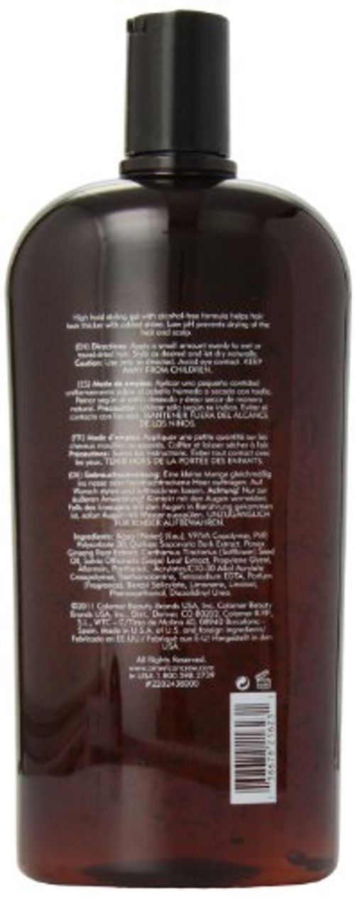 photo Wallpaper of American Crew-American Crew Classic Styling Gel Firm Hold Styling Fortaleza 1000ml-