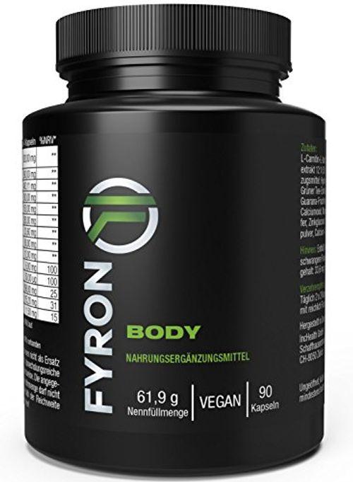 photo Wallpaper of Fyron-FYRON Body Premium, Metabolismo, Sin Aditivos, 100% Vegetariano Y Vegano-