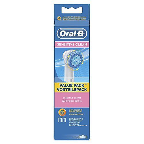 photo Wallpaper of Oral-B-Braun Oral B Sensitive   Cabezal (6 Unidades)-Blanco