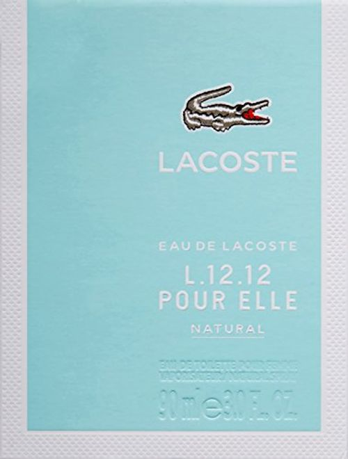 photo Wallpaper of Lacoste-Lacoste Pour Elle Natural Colonia Para Mujer   90 Ml-