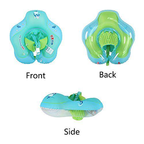photo Wallpaper of COSORO-COSORO Baby Schwimmring Baby Float Schwimmreifen Mit Baby Schwimmsitz,Aufblasbare Schwimmhilfe Für-