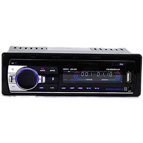 photo Wallpaper of PolarLander-PolarLander Autoradio Audio USB / SD / MP3 Player Receiver Bluetooth Freisprecheinrichtung Mit Fernbedienung-520