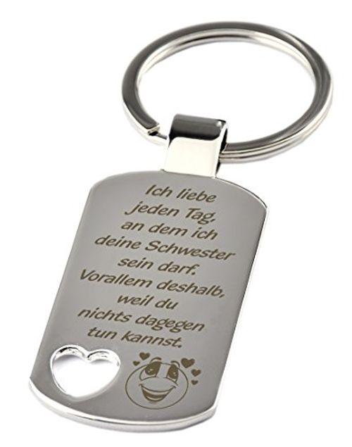 photo Wallpaper of geschenke-fabrik-Schlüsselanhänger Mit Herzauschnitt Und Gravur