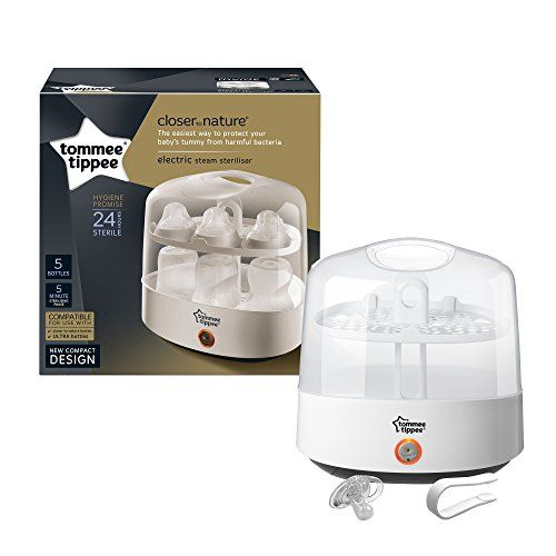 photo Wallpaper of Tommee Tippee-Tommee Tippee 21887   Esterilizadores-blanco