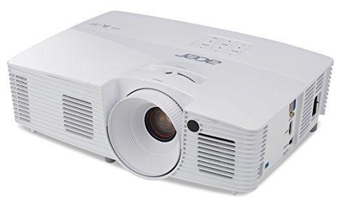 photo Wallpaper of Acer-Acer X115H DLP Projektor (SVGA 800 X 600 Pixel, 3.300 ANSi Lumen,-Schwarz, Weiß