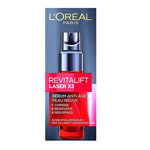 photo Wallpaper of L'Oréal Paris-L'Oreal Paris Revitalift Láser X3 Cuidado Anti Aging Serum Ácido Hialurónico-
