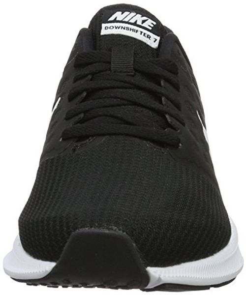 photo Wallpaper of Nike-Nike Damen Downshifter 7 Laufschuhe, Schwarz (Black/White Anthracite), 40.5 EU-Schwarz (Black/White-anthracite)