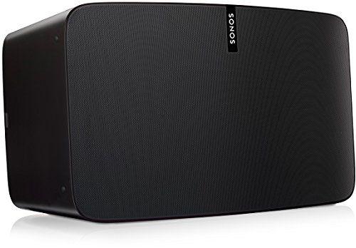 photo Wallpaper of Sonos-Sonos PLAY:5 WLAN Speaker Für Musikstreaming (Schwarz)-schwarz