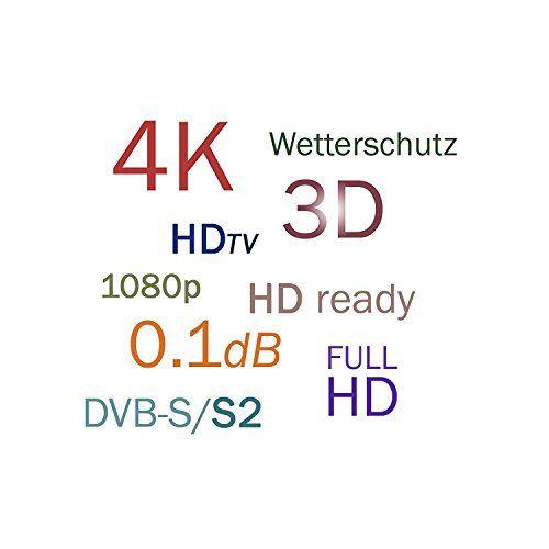 photo Wallpaper of HB-DIGITAL-HB Digital 8 Teilnehmer SAT Anlage 80cm Spiegel Schüssel Ziegelrot + Octo LNB-Ziegelrot