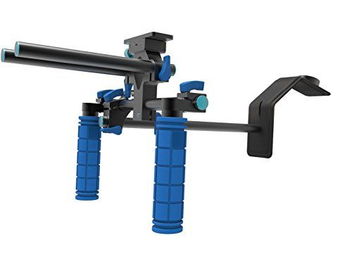 photo Wallpaper of SunSmart-SunSmart DSLR Rig Schulterstativ Für DSLR Rig Stabilizer Foto &-RL-00III