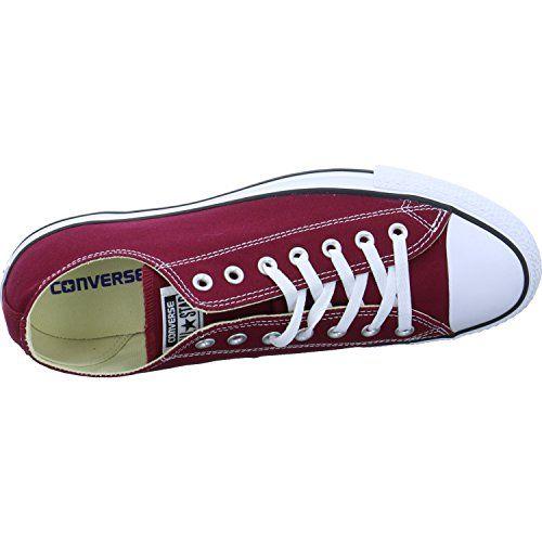 photo Wallpaper of Converse-CONVERSE Damen Sneaker Rot 40-Weinrot