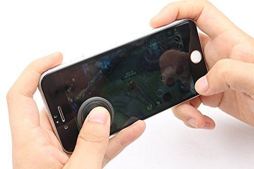 photo Wallpaper of SIMCAST-Simcast Mobile Game Joystick Telefon Spiel Rocker Touch Joypad Tablet Funny Game Controller-