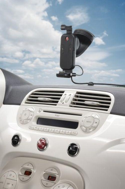photo Wallpaper of TomTom-TomTom Auto Universalhalterung Und Ladegerät Mit Freisprechanlage Für Apple IPhones-Schwarz