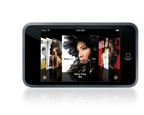 photo Wallpaper of Apple-Apple IPod Touch MP3 Player Mit Integrierter WiFi Funktion 8 GB Schwarz-
