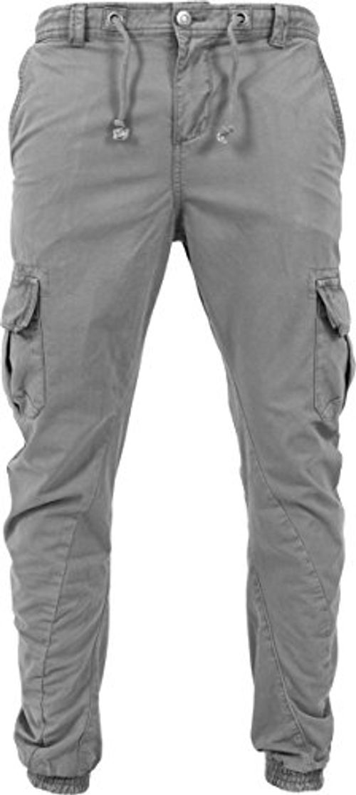 photo Wallpaper of Urban Classics-Urban Classics Herren Hose Cargo Jogging Pants, Darkgrey, 3XL-Darkgrey