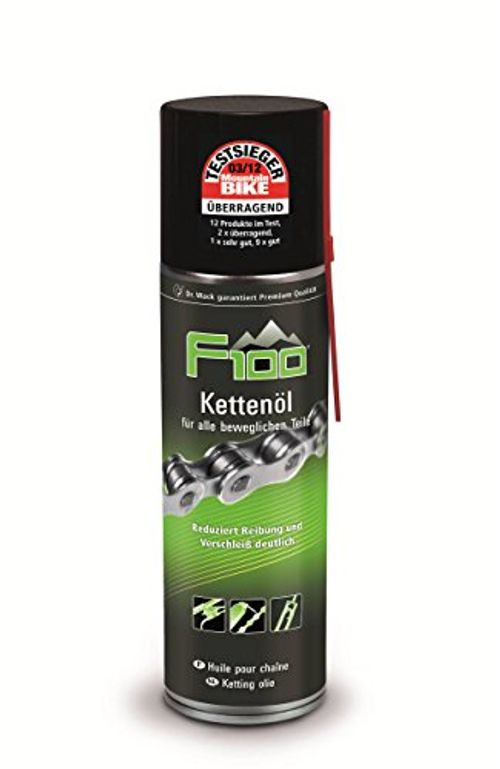 photo Wallpaper of Dr. Wack-F100 2860 Kettenöl, 300 Ml-schwarz