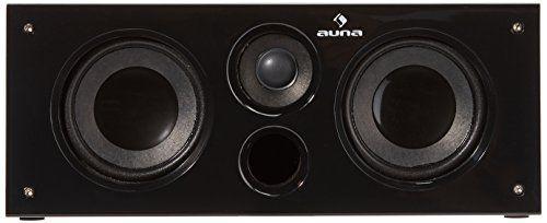 photo Wallpaper of Auna XCess-Auna MM 5.1 H XCess 5.1 Aktives Surround Boxen Lautsprecher Set (6500 Watt-Schwarz