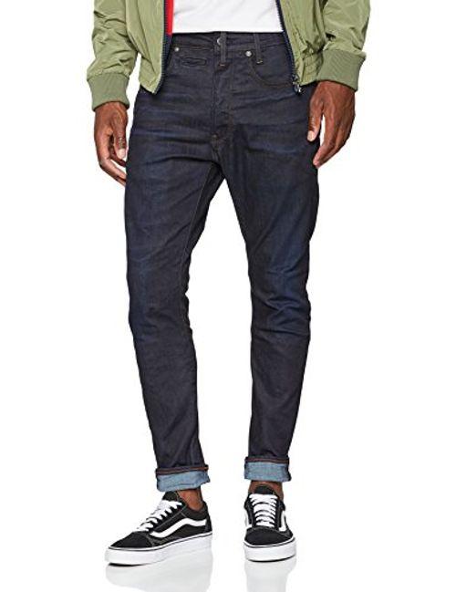 photo Wallpaper of G-STAR RAW-G STAR RAW Herren Skinny Jeans-Blau