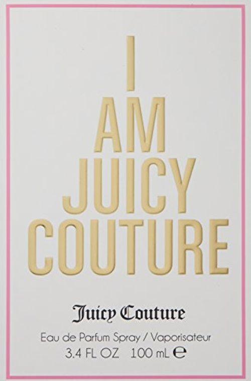 photo Wallpaper of Juicy Couture-Juicy Couture I Am Juicy Couture Eau De Parfum  -