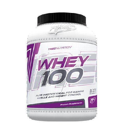 photo Wallpaper of Trec Nutrition-100% Whey Protein 600g   100% De Proteína De Suero   Slim-