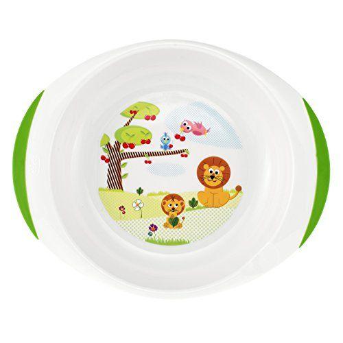 photo Wallpaper of Chicco-Chicco   Set De Vajilla Y Cubertería Infantil (platos, Cubiertos Y Vaso), 12m+-Verde
