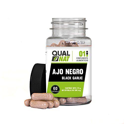 photo Wallpaper of QUALNAT-Ajo Negro Para Fortalecer Y Aumentar Las Defensas   Suplemento Alimenticio-