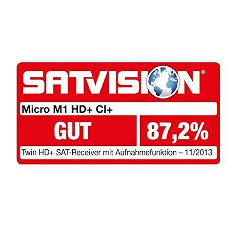photo Wallpaper of netshop 25-Micro M1 HD+ CI+ Digitaler HD Twin Satelliten Receiver (12-