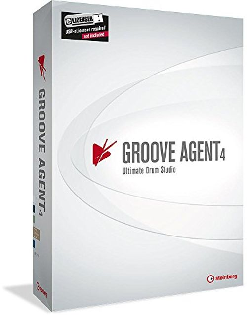 photo Wallpaper of Steinberg-Steinberg Groove Agent 4 Retail GB/D/F Win/Mac-