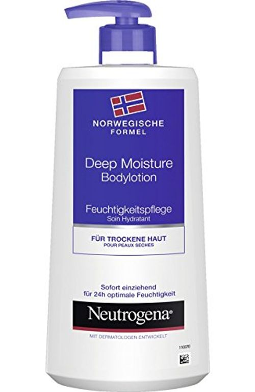 photo Wallpaper of Neutrogena-Neutrogena Deep Moisture Bodylotion   Crema Hidratante Corporal/3 x 400 ml-