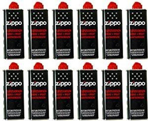 photo Wallpaper of Zippo-Zippo   Botes De Gasolina Para Mecheros Zippo (12 Unidades, 125 Ml)-