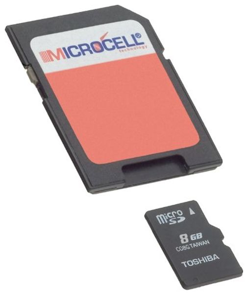 photo Wallpaper of Microcell 2000-Microcell SD 8GB Speicherkarte / 8gb Micro Sd Karte Für-