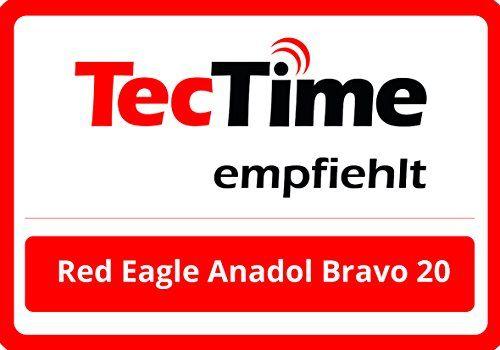 photo Wallpaper of Anadol-Anadol Red Eagle Bravo 20   [für Alexa Geeignet] Mobiler Kabelloser Bluetooth-silber