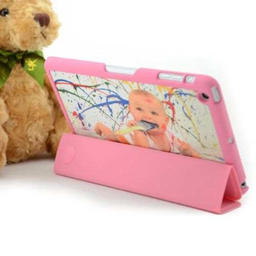 photo Wallpaper of DoodleTogs-Personalisierbar Pink IPad Mini Fall – Foto Hochladen Oder Design-Rosa