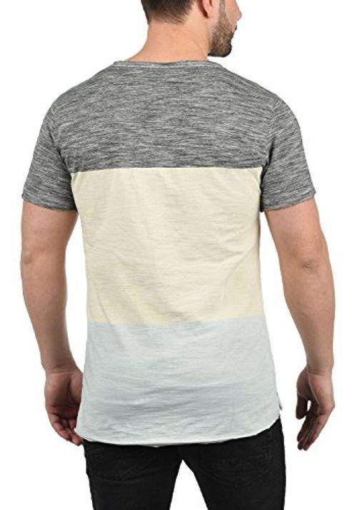 photo Wallpaper of Blend-Blend Johannes Herren T Shirt Kurzarm Shirt Mit Rundhalsausschnitt Aus 100%-