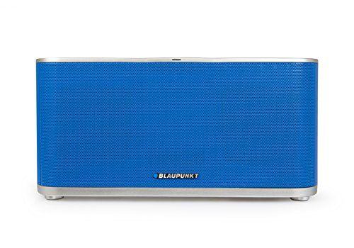 photo Wallpaper of Blaupunkt-BLAUPUNKT BT 600 BL BL Bluetooth Lautsprecher Mit NFC, AUX IN, 2x-Blau