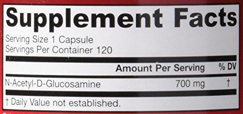 photo Wallpaper of Jarrow Formulas-Jarrow NAG 750 (N Acetyl Glucosamine) 750mg, 120 Capsules (750mg, 120 Capsules)-