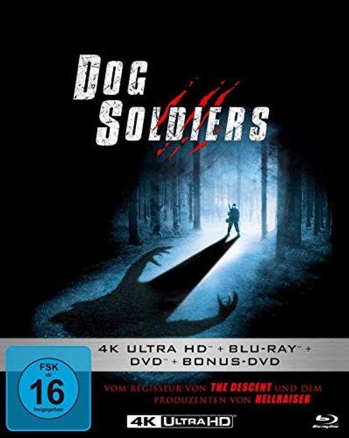 photo Wallpaper of -Dog Soldiers   Mediabook  (4K Ultra HD) (+-
