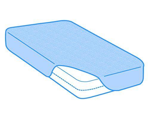 photo Wallpaper of Velfont-VELFONT – Frottee Matratzenschoner Aus Baumwolle, Wasserdicht – Verfügbar In Verschiedenen Größen-Weiß