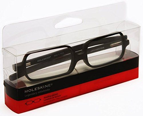 photo Wallpaper of -Moleskine Reading Glasses   Black Diopter +1 (Moleskine Non Paper)-negro