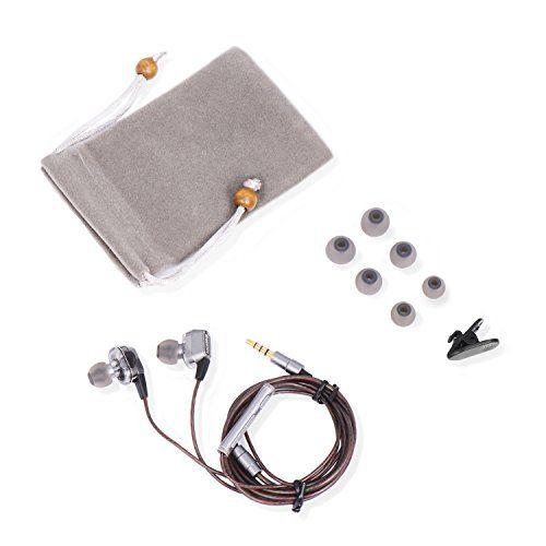 photo Wallpaper of TOPLUS-TOPLUS In Ear Kopfhörer Mit Dual Dynamic Treiber Inklusive Mikrofon Lautstärkenregler Für Iphone-Kaffeebraun