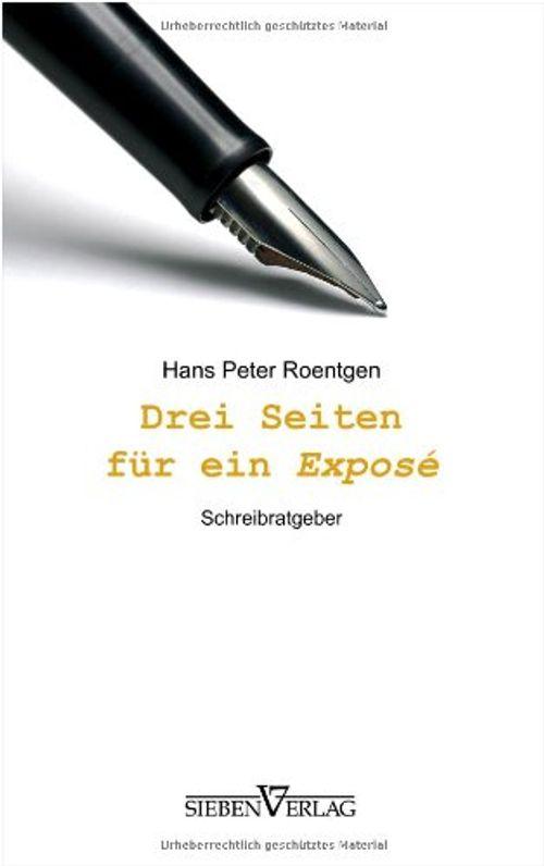 photo Wallpaper of Unbekannt-Drei Seiten Für Ein Exposé   Schreibratgeber-