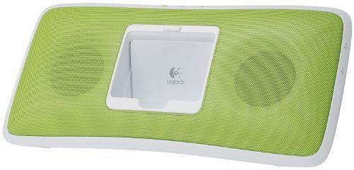 photo Wallpaper of Logitech-Logitech S315i Tragbarer Lautsprecher Für Apple IPhone/iPod Grün-grün