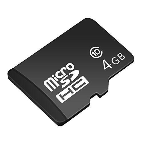 photo Wallpaper of LANMU-LANMU Micro SDHC Karte,SD Karte 4GB,Speicherkarte Micro SD,Speicherkarte 4GB,Speicherkarte SD-