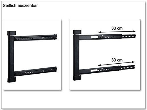 photo Wallpaper of DRALL INSTRUMENTS-TV Wandhalterung Halterung LED LCD 180° Grad Klappbar Erker Ecke Camping 42-