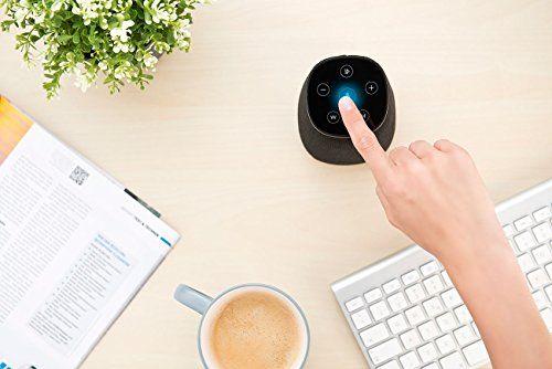 photo Wallpaper of auvisio-Auvisio Outdoor Lautsprecher: WLAN Multiroom Lautsprecher Mit Amazon Alexa Und Akku, 30 Watt (WiFi-Schwarz
