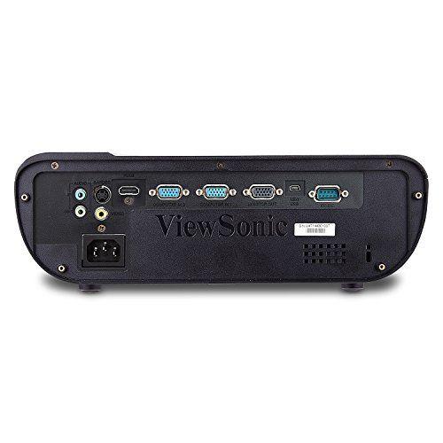 photo Wallpaper of ViewSonic-Viewsonic PJD5155 DLP Projektor (SVGA, 3.300 ANSI Lumen, HDMI, Lautsprecher, Optischer Zoom)-Schwarz