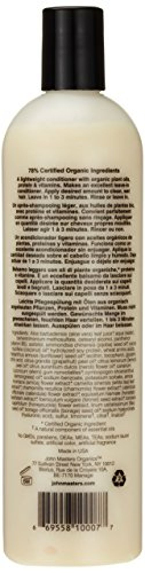 photo Wallpaper of John Masters Organics-John Masters Organics Citrus Y Neroli Desenredante, Acondicionador, 473ml-