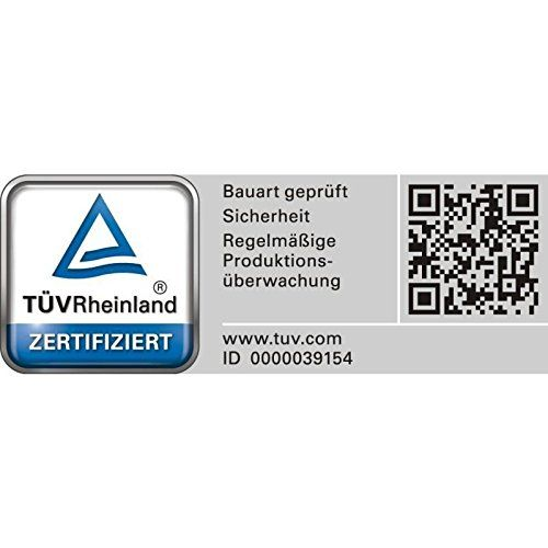 photo Wallpaper of Oxid7-2x Oxid7® Benzinkanister Kraftstoffkanister Metall 20 Liter Rot Mit UN Zulassung  -Rot