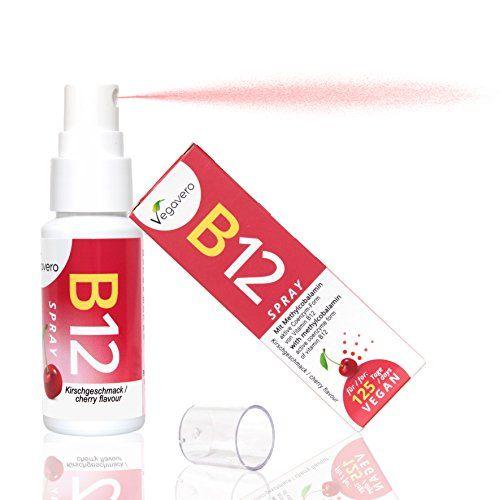 photo Wallpaper of Vegavero-Vitamina B12 Spray | 25 Ml | Alternativa Perfecta A Las Pastillas | Meticobalamina-